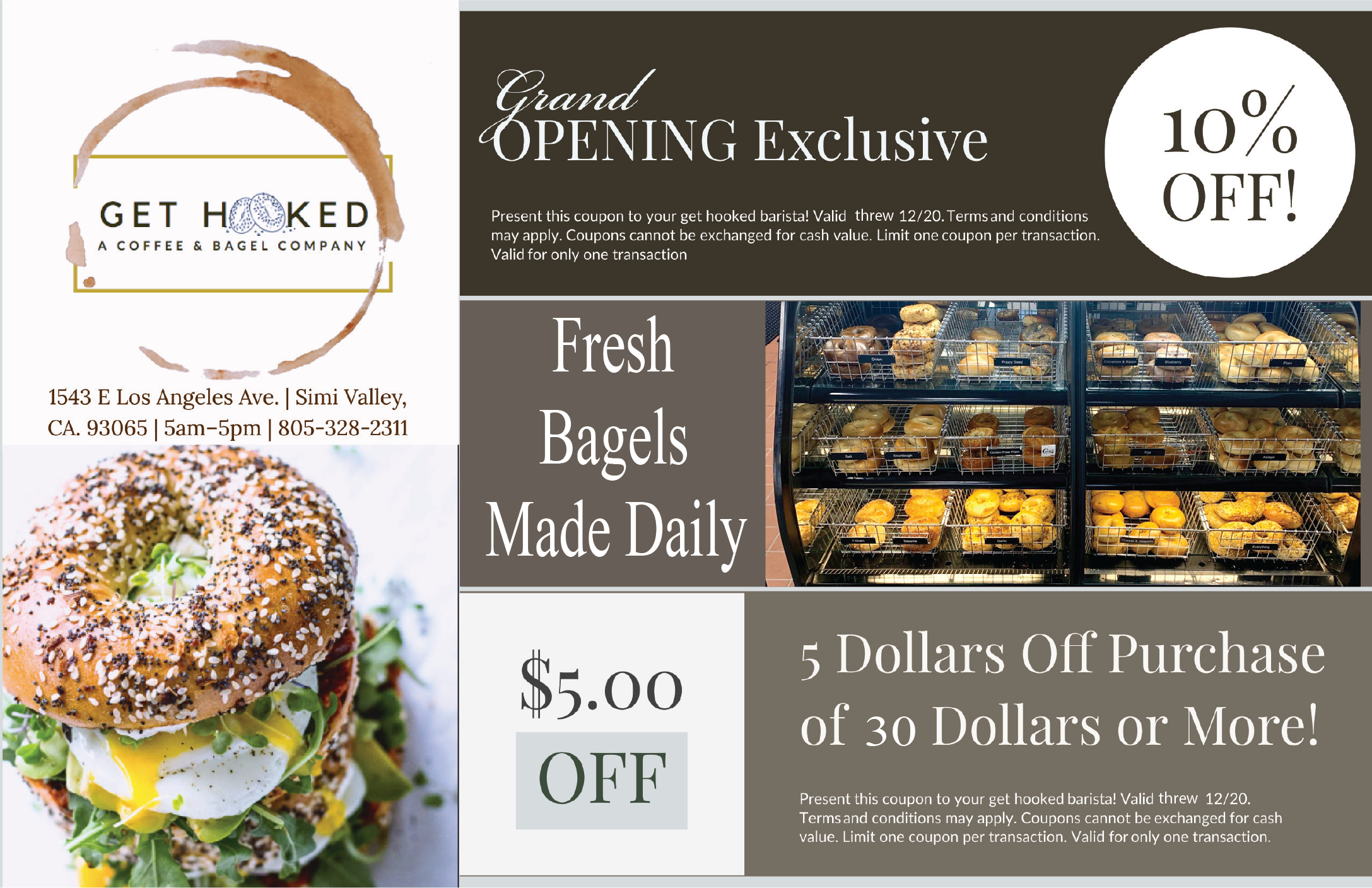 Grand Opening Exclusive