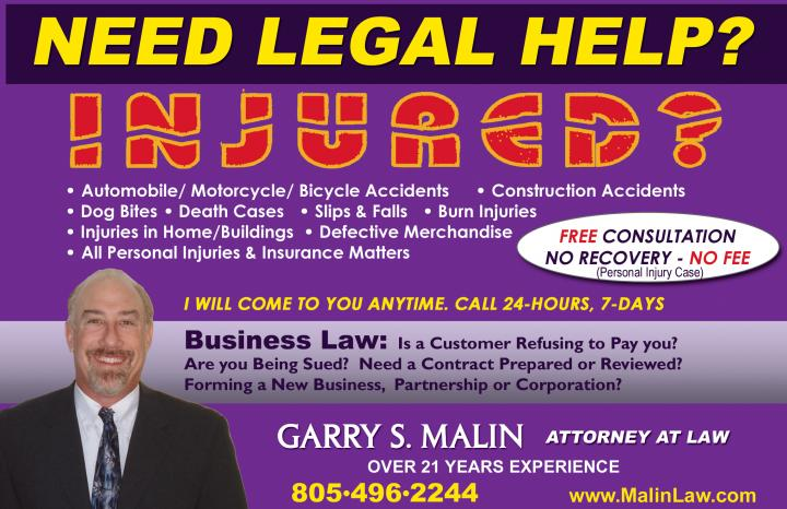 Law Offices of Garry Malin